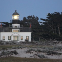 The Lighthouse of Pacific Grove, California 2015