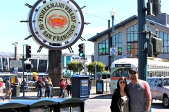 Fisherman's Wharf, San Francisco 2015