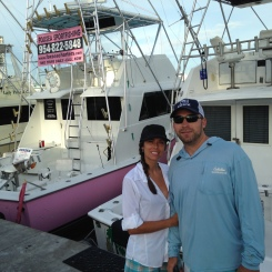 Deep Sea Fishing, Ft. Lauderdale 2014