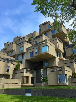 Habitat 67 Montreal 2015