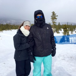 Skiing at Breckenridge 2015